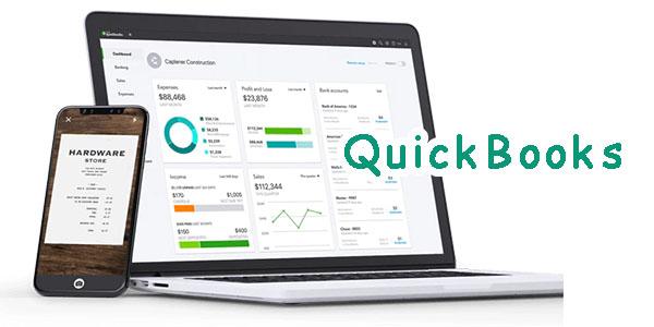 QuickBooks中小企業報稅